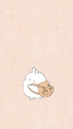 Trendy ideas for wallpaper cartoon kawaii iphone Soft Wallpaper, Aesthetic Pastel Wallpaper, Kawaii Wallpaper, Cute Wallpaper Backgrounds, Cute Cartoon Wallpapers, Wallpaper Iphone Cute, Kawaii Drawings, Cute Drawings, Samsung Wallpapers