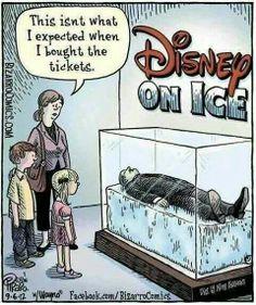 Disney on Ice :(