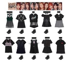 Designer Clothes, Shoes & Bags for Women Kpop Fashion Outfits, Stage Outfits, Womens Fashion, Asian Love, Moon Child, My Wardrobe, Korean Fashion, Cute Outfits, My Style