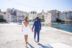 Robe Koshka Mashka mariage wedding dos nu