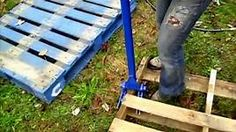 How to Make a Pallet Pry Bar - Bing Videos
