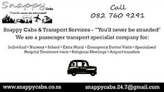 snappy cabs - YouTube