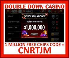 Double down casino codes for free chips slots vegas free no deposit bonus