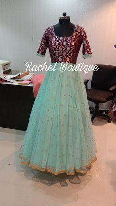 Whats app 7708530404 Designer Anarkali Dresses, Designer Party Wear Dresses, Kurti Designs Party Wear, Simple Gown Design, Long Gown Design, Long Gown Dress, Lehnga Dress, Lehenga, Sarees