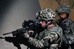 Royal Marines of Charlie Company, 40 Commando Royal Marines are pictured carrying out training within Patrol Base 1, Narh-e-Saraj in Afghanistan.