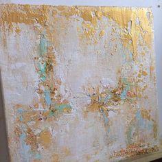 Картинки по запросу gold leaf abstract painting