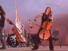 Apocalyptica - Quutamo (live 2005)