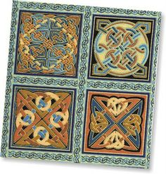 celtic quilt patterns | Celtic Quilt Patterns and Designs