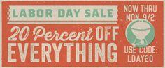 Vintage Style Banner Ads