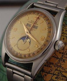 Rolex vintage--classic for men!