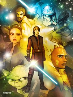 Star Wars Celebration VI: Heroes of the Clone Wars by ~grantgoboom