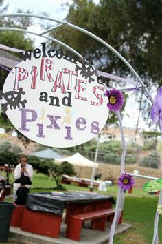 Shemaine Smith: She threw a Pirate's & Pixie's party for her little girl