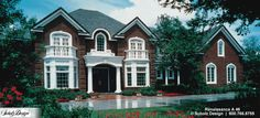 The Renaissance A 46 by Scholz Design offers perfect curb appeal.
