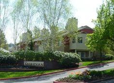 Meridian at Murrayhill apartments in Beaverton Oregon