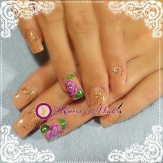 #nails #uñasbellas #uñasacrilicas #acrilycnails #uñas #diseño #kimerasnails #glitter #nude #fashionnails #fashion #sculpturenails #esculturales #sculpture #pink #pinkis #rosa #manoalzada #onestroke
