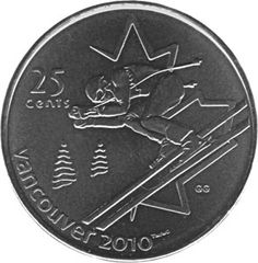 The complete database listed source of Canadian circulation currency coins for the past, present and future. Canadian Coins, Canadian History, Mint Coins, Silver Coins, Run And Ride, 65th Anniversary, Coins Worth Money, Coin Worth, Alpine Skiing