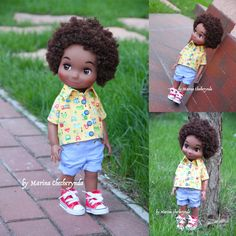 2pcs in set for your Disney animator dolls by FairyTaleLOVEit on Etsy