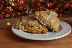 Starbucks Pumpkin Spice Latte Scones