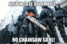 God dammit Carl!