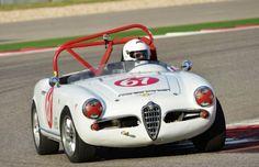 1961 Alfa Romeo Giulia Spider Veloce