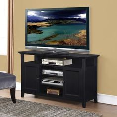 Simpli Home Amherst Tall TV Stand $674.99