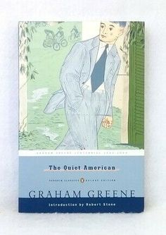 The Quiet American, Graham Greene, Penguin S, Ebay