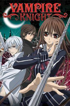 Vampire Knight Anime Ger-Dub