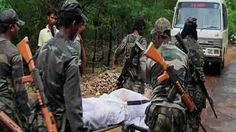 A dreaded woman Maoist leader accused in the murder of Madhya Pradesh minister Likhiram Kawre in 1999 has been gunned down in Chhattisgarh, police said. Man Kill, Watch News, The Encounter, Latest World News, Latest News Headlines, Police Chief, Latest Sports News, State Police, International News