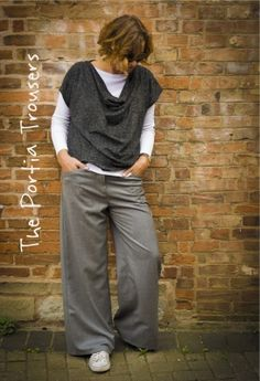 PORTIA TROUSERS from Sew Me Something