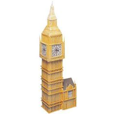 Match Craft Big Ben Craft Kit | Hobbies