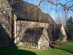 The Church of St. Julian in Norwich, England: home of Julian of Norwich, greatest of the English mystics (and, in my opinion, one of if not the greatest of all Christian mystics).