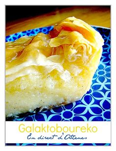 Galaktoboureko : the very best !