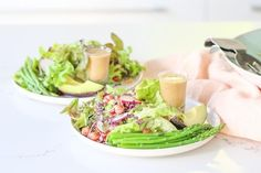 Jump to recipeWhat are you making for Xmas day? Team salad, or team dessert? If you're on the former, I've got you covered. This salad is THE essence of summer - sweet pomegranate, fresh asparagus, creamy avo, crunchy hazelnuts, fluff...