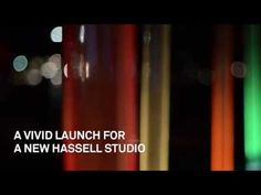 HASSELL lights the way to Walsh Bay for Vivid Sydney World Landscape Architecture | Landscape Blog & Magazine