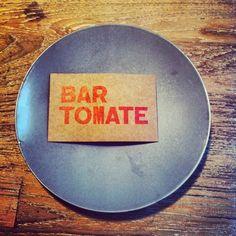 Bar Tomate > Restaurante/ Copas. Chamberí