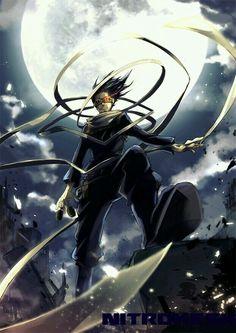 Boku no hero academia - Aizawa sensei