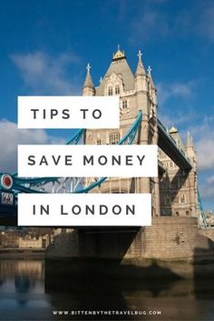 Saving Money Plan 679269556278796973 - Planning a trip to London? Find out some of my top tips to save money in London, put together after living there for 5 years! Europe Travel Tips, European Travel, Places To Travel, Travel Destinations, Budget Travel, Travel Ideas, Reisen In Europa, Voyage Europe, Things To Do In London