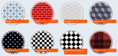 Awesome CSS3 Patterns Gallery