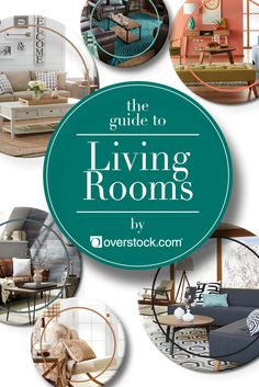 Pro-tip: Decor accessories, rugs, lamps, and coffee tables are essential for any well-decorated and inviting living room. Whether you're going for a full remodel or just looking to update your decor, this guide will help you navigate some of this summer's most popular interior design styles!