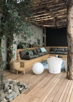 Outdoor Sofa, Outdoor Furniture, Outdoor Decor, Sweet Home, Interior Decorating, Relax, Lounge, Patio, Garden