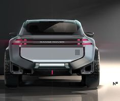Slick Range Rover rendering by Nima Farzin ( Fast Sports Cars, Audi, Car Design Sketch, Car Sketch, Futuristic Cars, Bugatti Veyron, Transportation Design, Automotive Design, Land Rover Defender