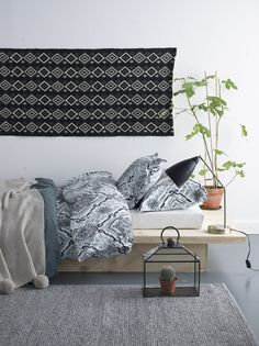 p slakanset margareta 150x210 cm 50x60 cm gr heminredning hemtextil hemtex. Black Bedroom Furniture Sets. Home Design Ideas