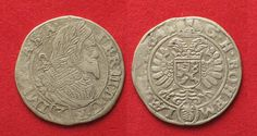 1641 Haus Habsburg BOHEMIA Groschen Kreuzer) 1641 Kuttenberg mint FERDINAND III silver VF# 90192 VF ✓ Coins and Coin Collecting ✓ MA-Shops warranty with certified dealers ✓ Coins, medals and banknotes from ancient to modern. Ferdinand, Coin Collecting, Mint, German, Personalized Items, Collection, Black, Bohemia, House