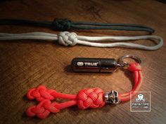 How to Tie a Double (extended) Lanyard Knot - Paracord Projects : Paracord Projects