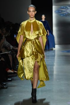 Founder of the  MeToo movement sits front row at Prabal Gurung s NYFW show.  Spring StudiosPrabal GurungFebruary 11New York FashionCouture ... 97e449365