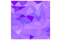 Icebergs Purple Abstract Low Polygon by patrimonio on @creativemarket