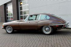 Jaguar E-Type 2+2 coupe - 1969