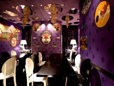 Curious Places: Alice in Dancing Land - Restaurant (Tokyo/ Japan)