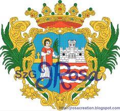 Győr város címere - keresztszemes minta FREEBIE Travelogue, Princess Zelda, Fictional Characters, Art, Art Background, Kunst, Performing Arts, Fantasy Characters, Art Education Resources