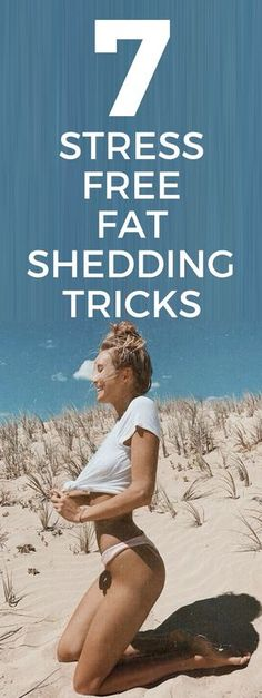7 stress-free ways to shed pounds quickly and safely.
